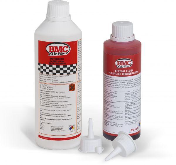 BMC Reinigungsset (Filteröl & Reiniger) WA250-500